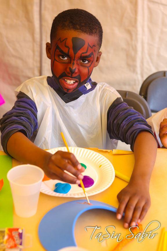 Face Painting and Event Photography. www.tasinsabir.com